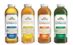 Image result for kombucha and sauerkraut pics