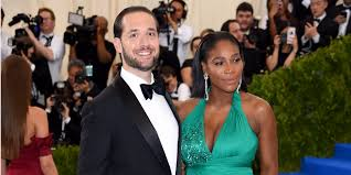 The love story of Serena Williams and Alexis Ohanian: PHOTOS ...