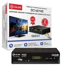 Отзывы <b>D</b>-<b>COLOR DC1401HD</b> | TV-<b>тюнеры D</b>-<b>COLOR</b> ...