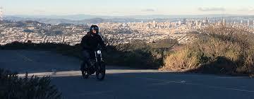 Riding the Monday Motorbikes <b>M1 electric</b> moped - RevZilla