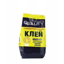 <b>Клей</b> обойный <b>универсальный</b>, <b>Quality</b> - купить в Улан-Удэ, цена ...