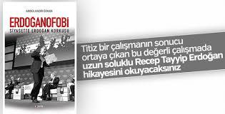 Abdülkadir Özkan'dan yeni kitap: Erdoğanofobi