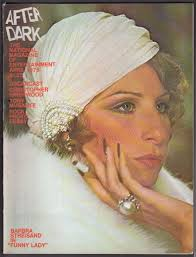 magazines after dark barbra streisand christopher isherwood tony musante 4 1975