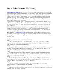 essay essay good cause and effect essay topics good topics for essay examples of cause and effect essays topics help writing a