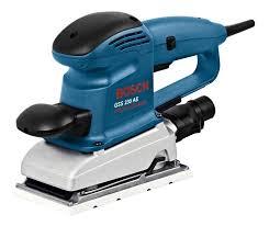 Сетевая <b>вибрационная шлифовальная машина Bosch</b> GSS 230 ...