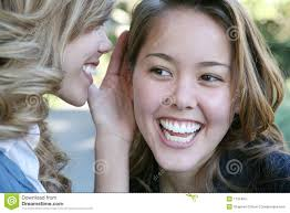 Image result for pictures of girls telling secrets