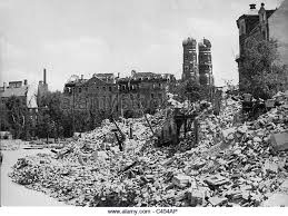 Image result for picture Munich after air raids