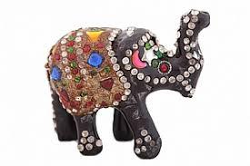 <b>Статуэтка &quot</b>;Слон композит&quot; <b>декоративная</b> отделка Су ...