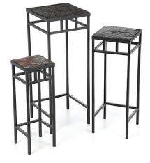 Bratton Ridge <b>3</b> Piece Nesting <b>Plant Stand Set</b> | <b>Plant stand</b> table ...