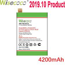 WISECOCO 4200mAh LIP1624ERPC <b>Battery</b> For <b>Sony Xperia</b> X ...