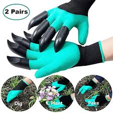 <b>Gardening Gloves with</b> Claws - For Men and Women | Puncture ...