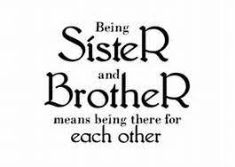 Image result for brother sister friendship quotes