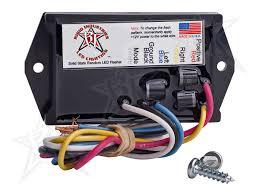 rigid installation accessories rigid industries led flasher