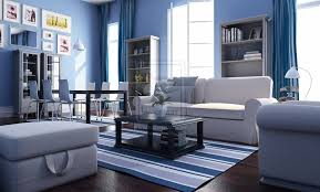 perfect blue and white living room on living room with 18 blue white living room
