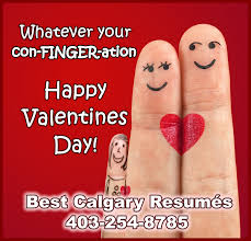 best calgary resumes greeting card happy valentines day