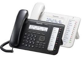 Системный <b>IP</b>-<b>телефон Panasonic</b> KX-NT553RU - цена, купить ...