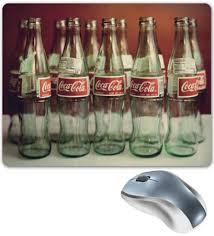 Коврик Для Мышки <b>Printio</b> Кока Кола, Компьютеры Пермь