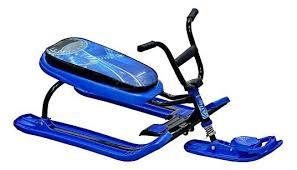 Купить <b>снегокат R</b>-<b>Toys</b> Penguin Sport моторуль синий, цены в ...
