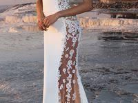 Свадебные платья: лучшие изображения (57) | Свадебные ...