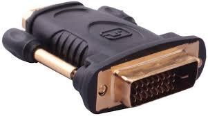 <b>Vention DVI 24</b>+1 M- HDMI 19F <b>адаптер</b>-<b>переходник</b>