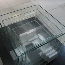 China <b>Factory Wholesale</b> Rectangular Pile up Aquarium <b>Fish</b> Tank ...
