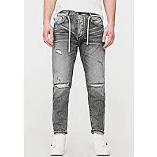 """SLIM FIT """"ARES"""" <b>ANKLE</b>-<b>LENGTH</b> JEANS WITH 3D EFFECT, AND ..."""