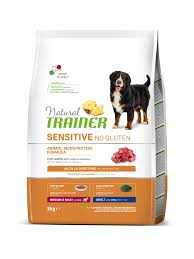 Sensitive <b>No</b> Gluten Medium&Maxi Adult with Lamb | Natural <b>Trainer</b>