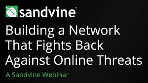 sandvine cyber security cyber security