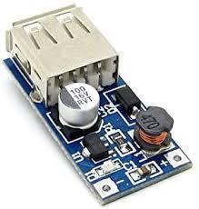<b>5PCS</b> PFM Control <b>DC</b>-<b>DC</b> USB 0.9V-<b>5V</b> to <b>5V dc</b> Boost Step-up ...