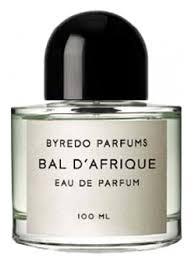 <b>Bal d</b>'<b>Afrique Byredo</b> perfume - a <b>fragrance</b> for women and men 2009