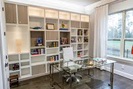 contemporary stair railing home office modern with office cabinets home office design ideas cabinets modern home office