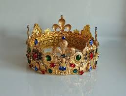 <b>Crown</b> Men's <b>Imperator</b> | Etsy in 2020 | Male <b>crown</b>, Swarovski ...