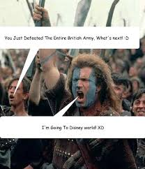 You Just Defeated The Entire British Army, What's next! :D I'm ... via Relatably.com