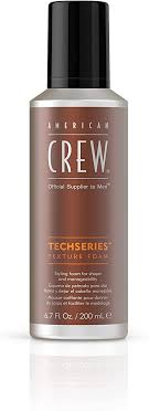 <b>American Crew Techseries Texture</b> Foam, 6.7 ounces: Amazon.ca ...