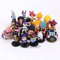 <b>Best Sellers 20pcs/set</b> Dragon Ball Z PVC Figures Toys Son Goku ...