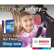 Cabin Air <b>Filter</b>-<b>HEPA</b> Cabin <b>Filter</b> Bosch 6030C Auto Parts ...