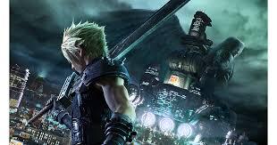 <b>FINAL FANTASY VII</b> REMAKE Game | PS4 - PlayStation