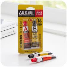 <b>12 set</b>/Lot <b>Glass</b> glue stick epoxy resin transparent Contact adhesive ...