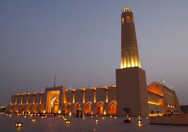 my first to a mosque a photo essay postcards playlists a few nights ago after work i decided i wanted to the state mosque of qatar aka the sheikh muhammad ibn abdul wahhab mosque to photograph it