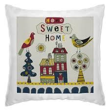 Подушка home <b>sweet</b> home купить на выгодных условиях с ...