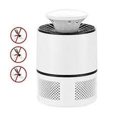 <b>HNW</b> – <b>018 USB</b> Powered Bug Zapper Mosquito Killer Lamp – White