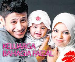 NUR ALIA DAMIA, lapan bulan menjadi penyeri hidup Faizal dan Asyikin. - hi_01.1