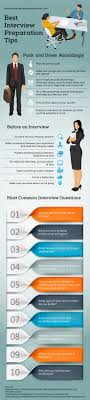 1000 ideas about job interview tips job interview all in one place the best job interview preparation tips infographic the