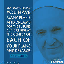 brothers vocation tuesday online retreat deepening discerning pope francis brothers vocation quote 4