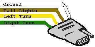 trailer wiring diagram 4 pin round wiring diagrams 8 pin trailer wiring diagram printable diagrams