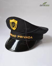 Resultado de imagen de gorras vigilantes securitas