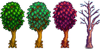 <b>Trees</b> - Stardew Valley Wiki