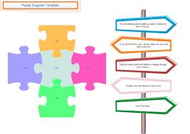 blank puzzle diagram   free blank puzzle diagram templatesblank puzzle diagram