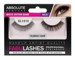 Купить <b>накладные ресницы Fabulashes Human</b> Hair ABSOLUTE ...
