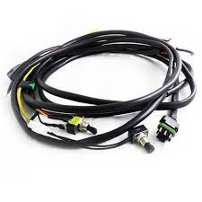 rigid wire harness for 4 6 led light bar and 10 sr 4x4 led baja designs xl onx6 hi power wire harness w mode 2 lights